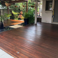 Boronia Heights - Deck - After