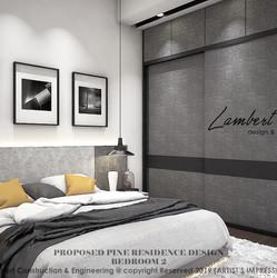 Pine Residence bedroom 2