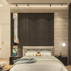 Imperial Residence Master Bedroom