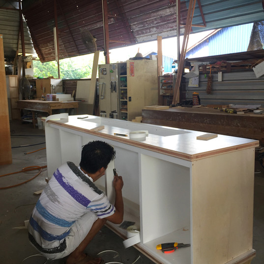 Carpentry Work 3