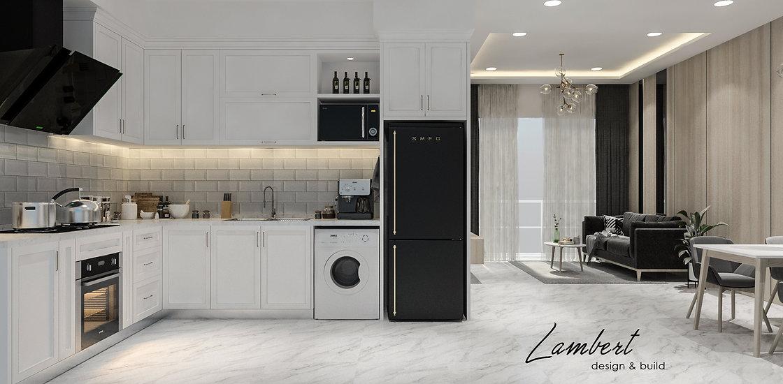 Solaria Residence Kitchen