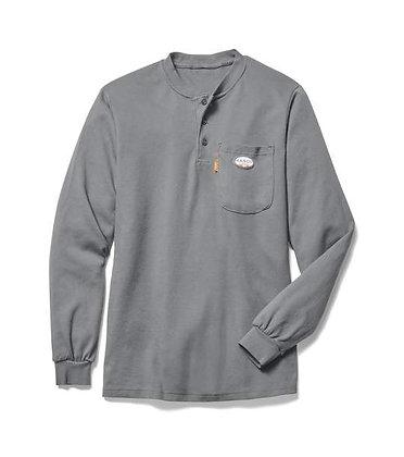 Rasco 7.1oz Henley T-shirt