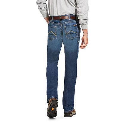 ARIAT FR M4 Low Rise DuraStretch Stitched Incline Boot Cut Jean