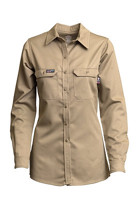 Lapco 7oz Ladies FR Advance Comfort Shirts 88/12