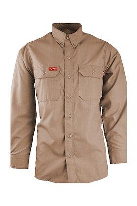LAPCO 4.5oz. FR Uniform Shirts | Nomex® Comfort