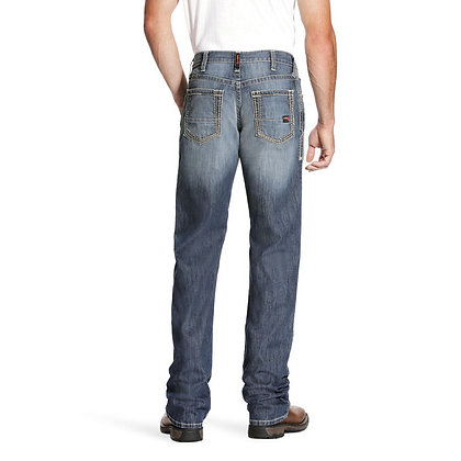 ARIAT FR M4 Low Rise Stretch DuraLight Boundary Boot Cut Jean