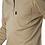 Thumbnail: TIGER WORKWEAR KHAKI COTTON HENLEY SHIRT