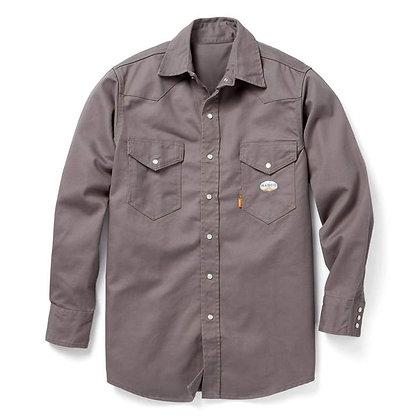 Rasco Heavyweight Work Shirt 10oz