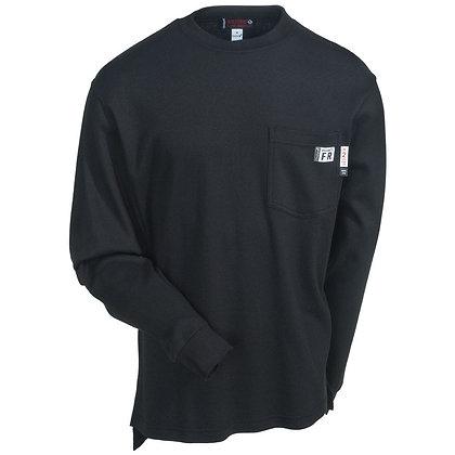WOLVERINE BLACK FR LONG SLEEVE T-SHIRT
