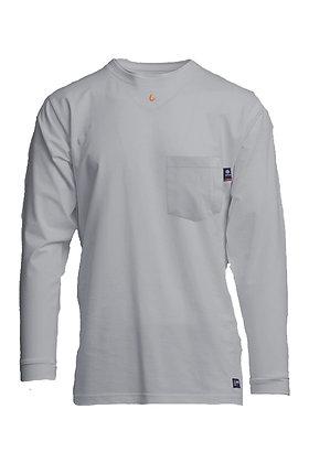 LAPCO 6oz. FR Pocket T-Shirts | 93/7 Knit