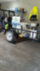 Pressure Washing Compay Trailer Build Salem, OR / Portland, OR