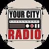 YourCityRadio Round Haki Logo.png