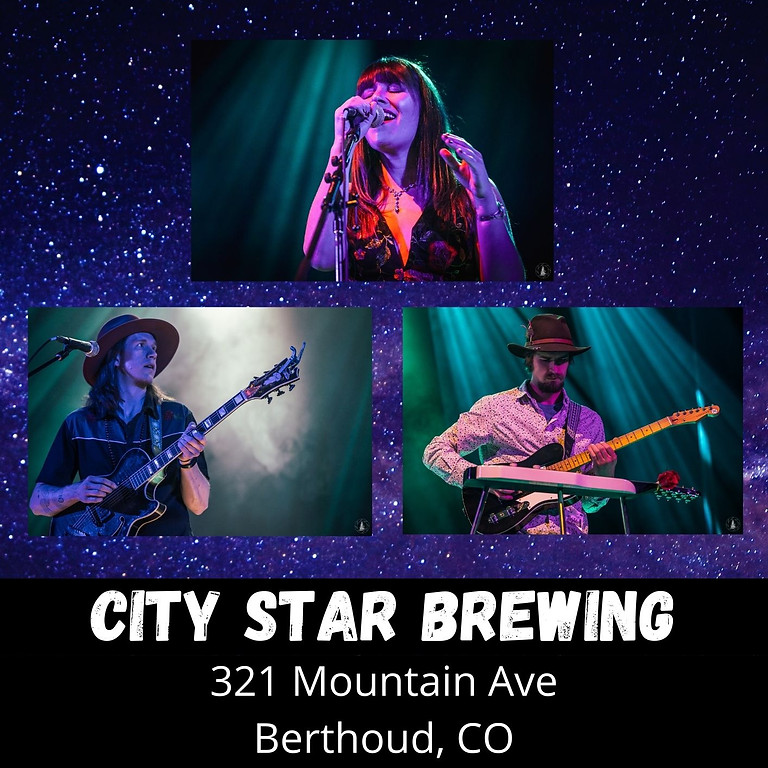 Mountain Rose Trio at City Star Brewing Co