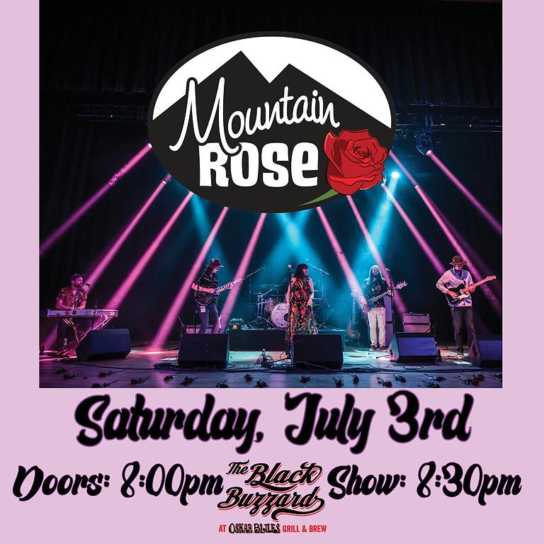 Mountain Rose at The Black Buzzard