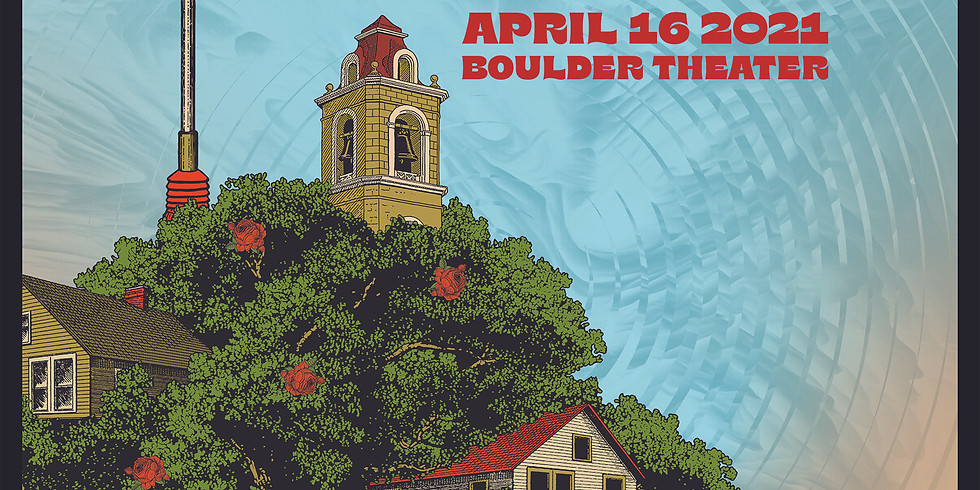 An Evening with Mountain Rose at the Boulder Theater