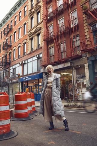 Editorial Once in New York, Elegant Magazine December 2018
