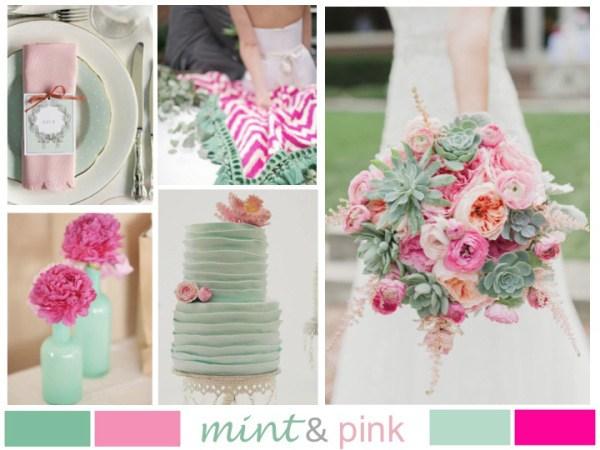 mint-pink-wedding