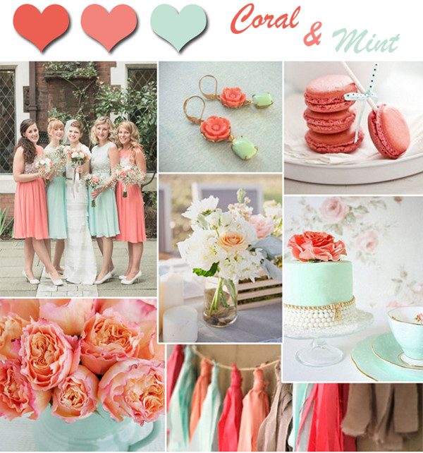 Fascinating-Mint-And-Coral-Wedding-Decorations-67-In-Wedding-Tables-And-Chairs-with-Mint-And-Coral-Wedding-Decorations