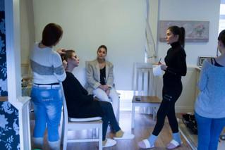 Three beginners models -Making-of-