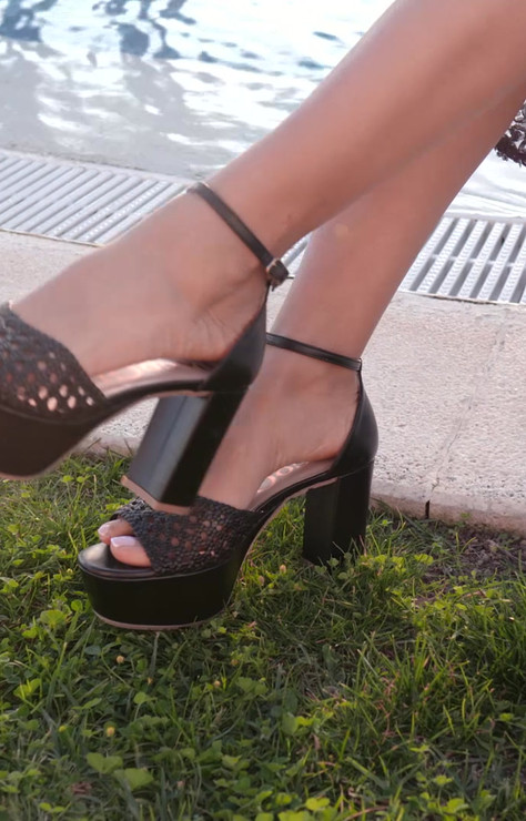 Video fotografía calzado de verano marca española en Elche, Alicante