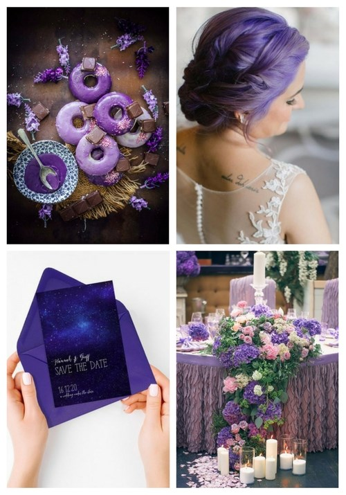 main-Pantone's-2018-Color-30-Ultra-Violet-Wedding-Ideas