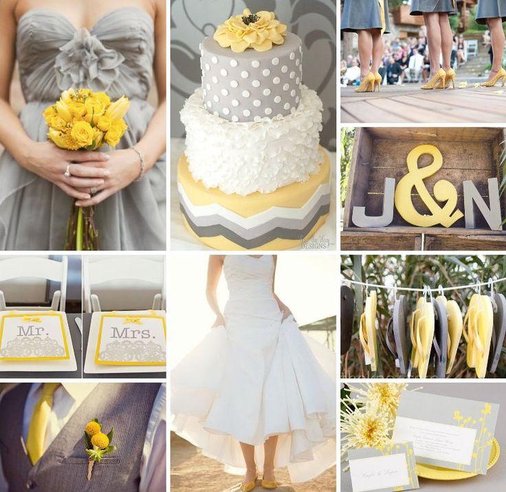 grey-and-yellow-wedding-49-best-grey-yellow-wedding-images-on-pinterest-yellow-wedding