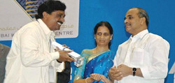 Chairman with YSR