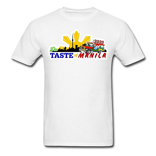 ToM 2020 White T-Shirt