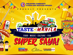 The Taste of Manila - VFP 2020 now available!
