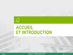 Série de présentations PPT - Crédit Agricole