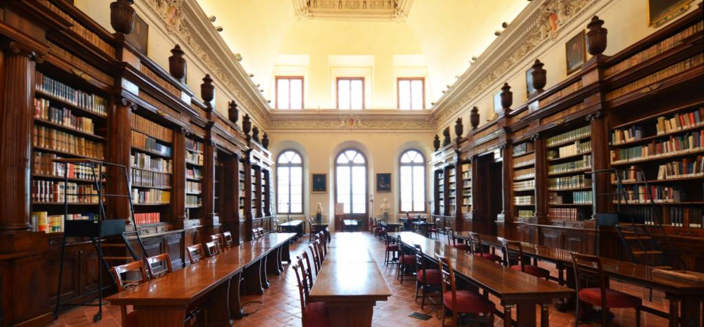 Biblioteca Civica Angelo Mai, Stampe e Disegni, Bergamo