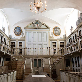 Biblioteca Comunale Manfrediana, Stampe e Disegni, Faenza