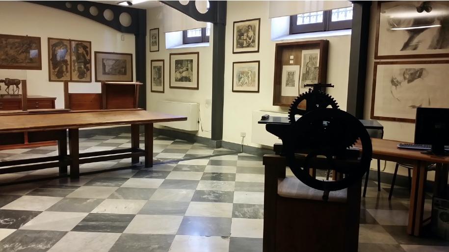 Accademia di Belle Arti di Palermo, Gabinetto dei Disegni e delle Stampe, Palermo