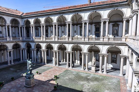 Accademia di Belle Arti di Brera, Gabinetto dei Disegni e delle Stampe, Milan