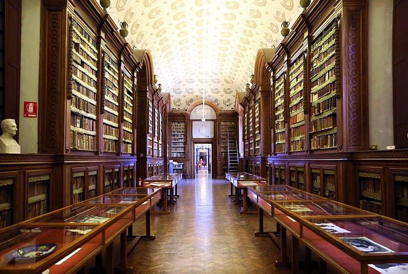 Biblioteca Palatina, Disegni e Stampe, Parma