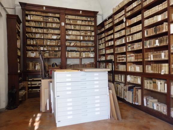 Biblioteca Comunale Forteguerriana, Disegni e Stampe, Pistoia