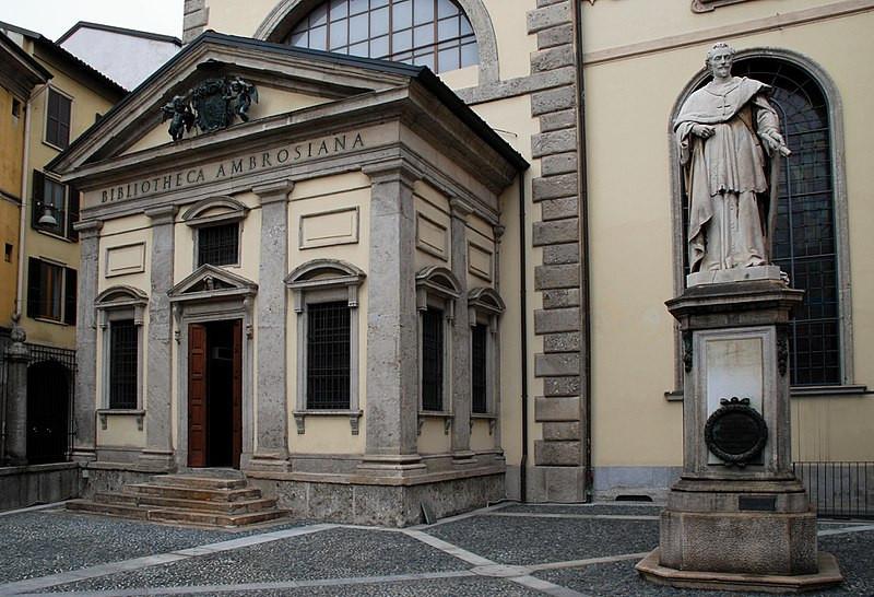 Ambrosiana, Disegni e Stampe, Milan