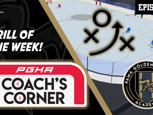 PGKA - Coach´s Corner - Heads up puck protection