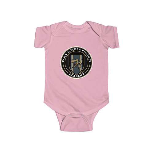 PGKA - Infant Fine Jersey Bodysuit - Main Logo