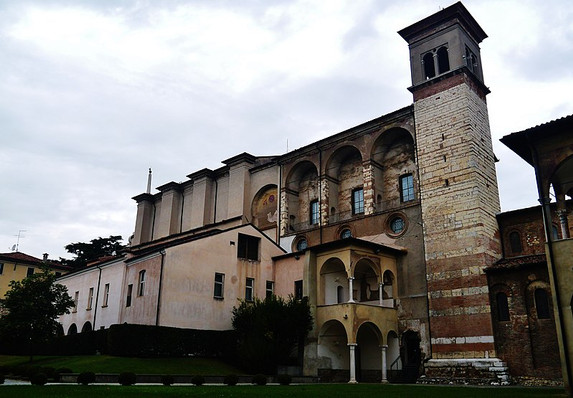 Musei Civici di Brescia, Gabinetto dei Disegni e delle Stampe, Brescia