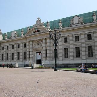 Biblioteca Nazionale Universitaria Torino, Incisioni e Disegni, Turin