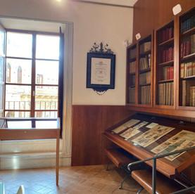 Biblioteca Civica Romolo Spezioli, Gabinetto Stampe e Disegni, Fermo