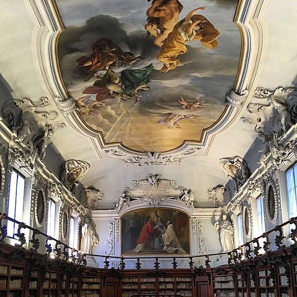 Biblioteca Classense, Disegni e Stampe, Ravenna