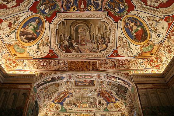 Biblioteca Apostolica Vaitcana, Gabinetto della Grafica, Rome