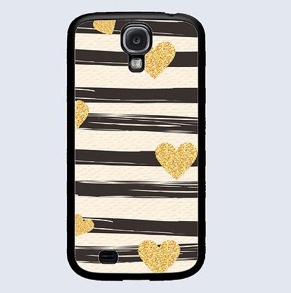 Coque mobile samsung cœur 304