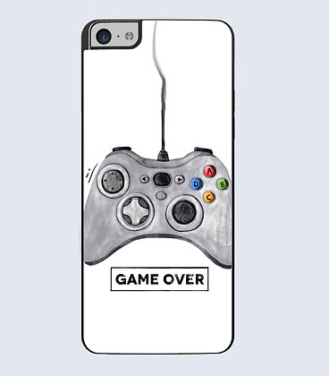 Coque mobile iPhone Game over 383