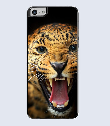 Coque mobile iphone panthère