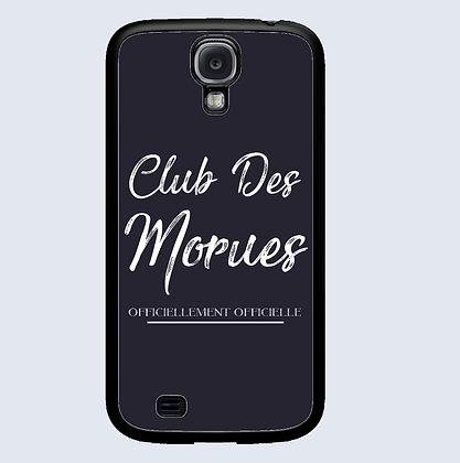 Coque mobile samsung club des morues citation 527