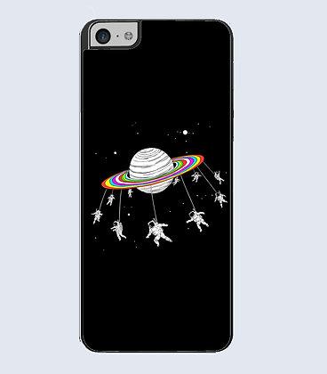 Coque mobile iphone espace fun