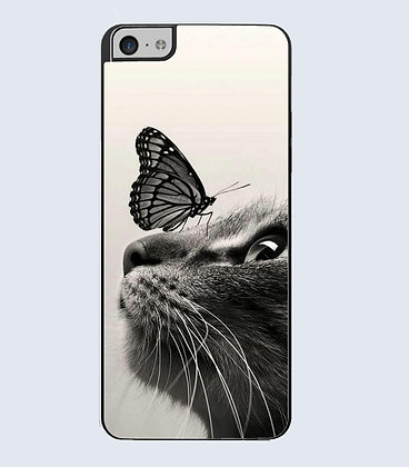 Coque Mobile iPhone chat 55